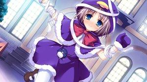 Rating: Safe Score: 26 Tags: blue_eyes bow game_cg iro_ni_ide_ni_keri_waga_koi_wa kaede_yuzuna narumi_yuu pantyhose windmill_(company) User: korokun