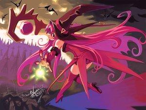 Rating: Safe Score: 14 Tags: cierra halloween riviera witch User: Oyashiro-sama