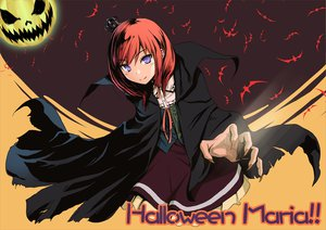 Rating: Safe Score: 67 Tags: crown dress halloween konoe_(vis9191) moon purple_eyes umineko_no_naku_koro_ni ushiromiya_maria User: Maboroshi