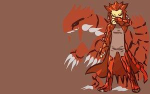 Rating: Safe Score: 52 Tags: anthropomorphism groudon pokemon User: 秀悟