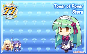 Rating: Safe Score: 22 Tags: 77 chibi green_hair komowata_haruka long_hair maid stella_(77) yellow_eyes User: oranganeh