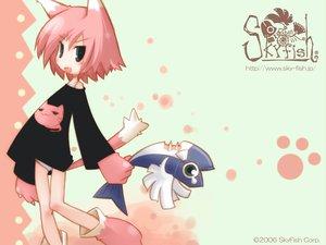 Rating: Safe Score: 16 Tags: animal_ears blush catgirl panties tagme tail tsurugi_hagane underwear User: korokun