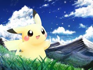 Rating: Safe Score: 84 Tags: pikachu pokemon User: HawthorneKitty