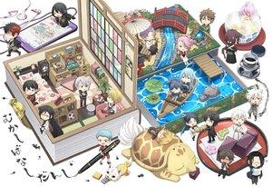 Rating: Safe Score: 28 Tags: all_male anthropomorphism chibi group hizen_tadahiro itou_(mogura) kasen_kanesada kogitsunemaru konnosuke kousetsu_samonji male nankaitarou_chouson ookurikara otegine sayo_samonji sengo_muramasa_(touken_ranbu) shokudaikiri_mitsutada souza_samonji taikogane_sadamune touken_ranbu tsurumaru_kuninaga yagen_toushirou yamabushi_kunihiro yamanbagiri_chougi yamanbagiri_kunihiro User: otaku_emmy