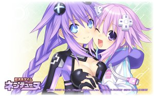 Rating: Safe Score: 209 Tags: blue_eyes hyperdimension_neptunia long_hair neptune purple_hair purple_heart tsunako User: meccrain