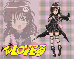 Rating: Safe Score: 42 Tags: cosplay loli to_love_ru yuuki_mikan User: HawthorneKitty