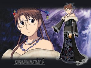 Rating: Safe Score: 23 Tags: azumanga_daioh cosplay final_fantasy final_fantasy_x mizuhara_koyomi parody User: Oyashiro-sama