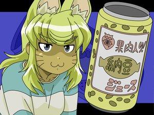 Rating: Safe Score: 9 Tags: cat_smile liru renkin_san-kyuu_magical_pokaan wolfgirl User: Oyashiro-sama
