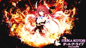 Rating: Safe Score: 110 Tags: date_a_live itsuka_kotori red red_eyes red_hair tagme User: ANIMEHTF