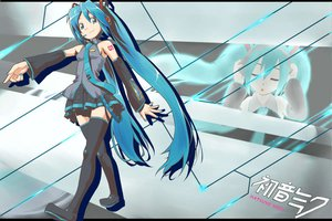 Rating: Safe Score: 21 Tags: hatsune_miku vocaloid User: atlantiza