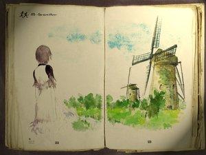 Rating: Safe Score: 15 Tags: book ico_(game) windmill yorda User: Oyashiro-sama
