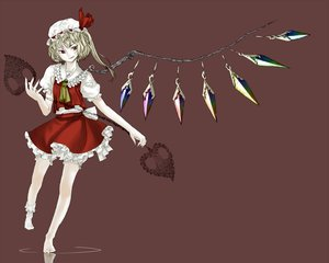 Rating: Safe Score: 13 Tags: blonde_hair flandre_scarlet red_eyes touhou vampire wings User: happygestapo