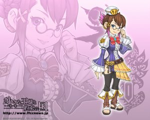 Rating: Safe Score: 13 Tags: blue_eyes brown_hair chime crystal_chronicles final_fantasy glasses tagme watermark zoom_layer User: Katsumi