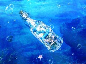 Rating: Safe Score: 67 Tags: blue mermaid nao_tsukiji underwater water User: Eruku