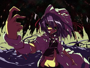 Rating: Safe Score: 86 Tags: hat merry_nightmare page purple_hair short_hair yumekui_merry User: PAIIS