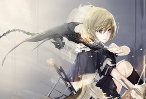 Rating: Safe Score: 65 Tags: dragon nello_(luminous_darkness) original User: FormX