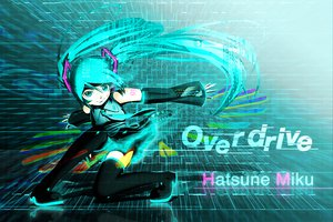 Rating: Safe Score: 21 Tags: hatsune_miku twintails vocaloid User: mikulover