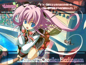 Rating: Safe Score: 5 Tags: charlott_camile_herlingum pointed_ears wiz_anniversary User: Oyashiro-sama