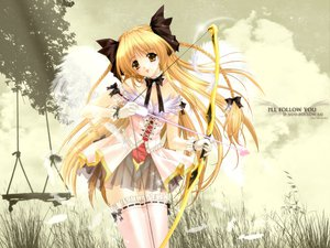Rating: Safe Score: 15 Tags: bow bow_(weapon) kimizuka_aoi weapon User: Oyashiro-sama