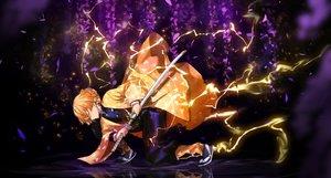 Rating: Safe Score: 27 Tags: agatsuma_zenitsu all_male katana kimetsu_no_yaiba male sword weapon xuefei_(snowdrop) User: FormX