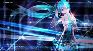 Rating: Safe Score: 35 Tags: 3d awakawayui hatsune_miku vocaloid User: luckyluna