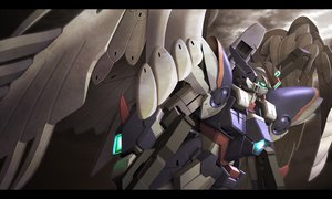 Rating: Safe Score: 97 Tags: gundam_wing mecha mobile_suit_gundam tagme User: WingsofLight
