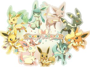 Rating: Safe Score: 82 Tags: blue_eyes brown_eyes eevee espeon flareon glaceon group jippe jolteon leafeon pokemon purple_eyes sylveon umbreon vaporeon wink User: FormX
