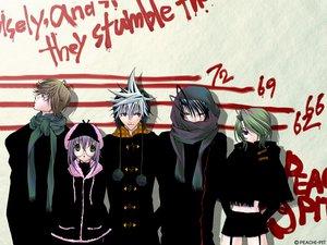 Rating: Safe Score: 25 Tags: zombie_loan User: Oyashiro-sama