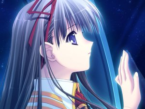 Rating: Safe Score: 13 Tags: long_hair nagase_sayaka soul_link suzuhira_hiro tagme User: xararx