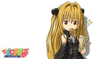 Rating: Safe Score: 44 Tags: food golden_darkness taiyaki to_love_ru white User: rargy