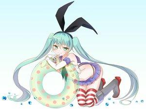 Rating: Safe Score: 12 Tags: ayumi_(xiwu) cosplay hatsune_miku kantai_collection vocaloid User: FormX
