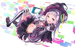Rating: Safe Score: 47 Tags: game_console hololive murasaki_shion shima0917 User: sadodere-chan