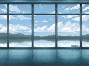 Rating: Safe Score: 34 Tags: clouds mclelun nobody original scenic sky water watermark User: RyuZU