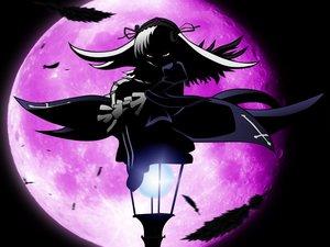 Rating: Safe Score: 16 Tags: moon rozen_maiden suigintou User: Eruku