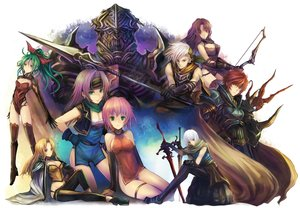 Rating: Safe Score: 108 Tags: armor blonde_hair blue_eyes bow_(weapon) celes_chere chinese_clothes chinese_dress faris_scherwiz final_fantasy final_fantasy_iv final_fantasy_v final_fantasy_vi golbeza green_eyes green_hair kara_(color) lenna_charlotte_tycoon long_hair male pink_hair ponytail purple_hair red_hair short_hair spear sword tagme_(character) thighhighs tina_branford weapon white_hair User: C4R10Z123GT
