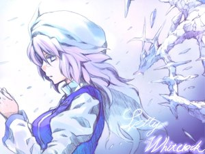 Rating: Safe Score: 16 Tags: letty_whiterock touhou User: w7382001