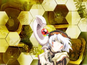 Rating: Safe Score: 7 Tags: .hack// .hack//sign mimiru sora_(.hack//) subaru tsukasa User: 秀悟