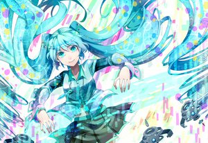 Rating: Safe Score: 55 Tags: hatsune_miku rby vocaloid User: MissBMoon