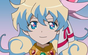 Rating: Safe Score: 19 Tags: nia_teppelin tengen_toppa_gurren_lagann User: haru3173