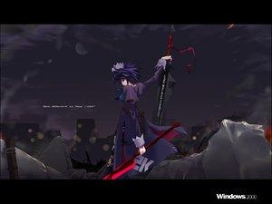 Rating: Safe Score: 30 Tags: 2000 anthropomorphism os-tan sword weapon windows User: Oyashiro-sama