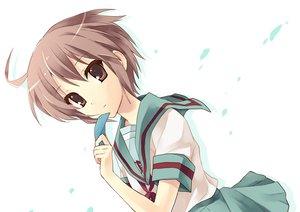 Rating: Safe Score: 35 Tags: nagato_yuki suzumiya_haruhi_no_yuutsu white User: HawthorneKitty