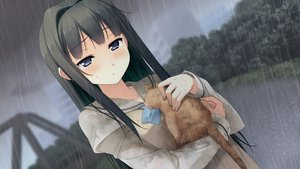 Rating: Safe Score: 38 Tags: ayase_sayuki game_cg kantoku your_diary User: Maboroshi