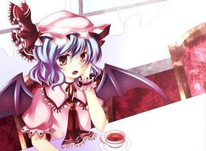 Rating: Safe Score: 16 Tags: remilia_scarlet touhou vampire User: rargy
