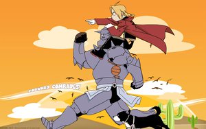 Rating: Safe Score: 41 Tags: alphonse_elric edward_elric fullmetal_alchemist User: Xelief