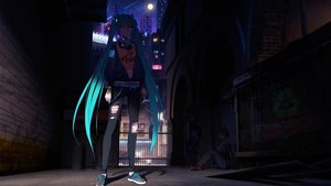 Rating: Safe Score: 73 Tags: blonde_hair blue_eyes blue_hair building car city dark drink hatsune_miku headphones kagamine_len kagamine_rin long_hair male moon navel night short_hair torn_clothes ttc twintails vocaloid wristwear User: RyuZU
