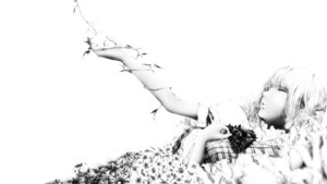 Rating: Safe Score: 148 Tags: flowers kazami_yuuka monochrome photoshop short_hair sousou_(sousouworks) touhou User: darthdragon