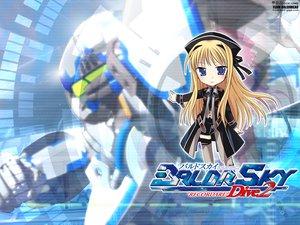 Rating: Safe Score: 9 Tags: baldr_sky blonde_hair blue_eyes chibi kirishima_rain long_hair User: oranganeh