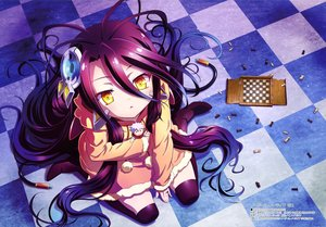 Rating: Safe Score: 126 Tags: boots loli long_hair no_game_no_life purple_hair shuvi_dola tagme_(artist) yellow_eyes User: BattlequeenYume