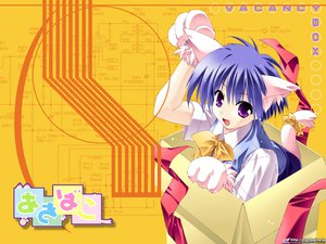 Rating: Safe Score: 3 Tags: animal_ears catgirl tagme User: Oyashiro-sama