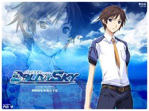 Rating: Safe Score: 6 Tags: all_male baldr_sky kadokura_kou kikuchi_seiji male User: Tensa